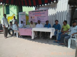 Camp on Oct 25 2015 BT Nagar